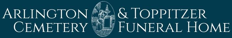 Arlington Cemetery & Toppitzer Funeral Home Logo